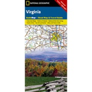 Virginia from Virginia Maps Store