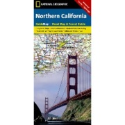 Northern California from California Maps Store