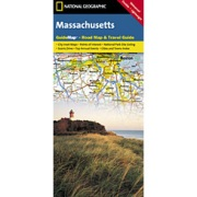 Massachusetts from Massachusetts Maps Store