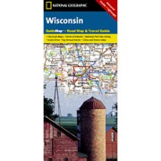 Wisconsin from Wisconsin Maps Store