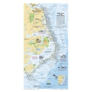 Ghost Fleets of the Outer Banks from North Carolina Maps Store