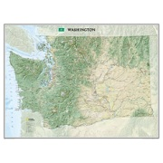 Washington from Washington Maps Store