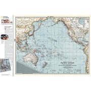 Pearl Harbor/Pacific Theater, 2 sided from Hawaii Maps Store