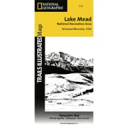 Lake Mead National Recreation Area from Utah Maps Store