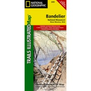 Bandelier National Monument from New Mexico Maps Store