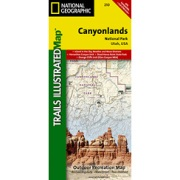 Canyonlands National Park from Utah Maps Store