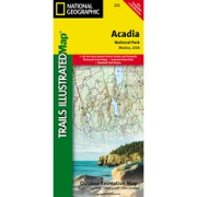Acadia National Park from Maine Maps Store