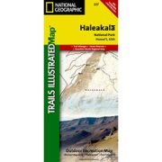 Haleakala National Park from Hawaii Maps Store