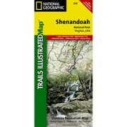 Shenandoah National Park from Virginia Maps Store