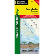 Everglades National Park from Florida Maps Store