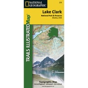 Lake Clark National Park and Preserve from Alaska Maps Store