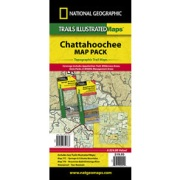 Chattahoochee Map Pack Bundle from Georgia Maps Store