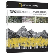 TOPO! Explorer from Nevada Maps Store