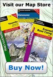 YellowMaps Map Store - Buy National Geographic Maps