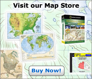 Buy British Columbia Maps