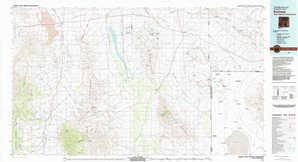 Animas topographical map