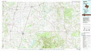 Haskell topographical map