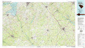 Abbeville 1:250,000 scale USGS topographic map 34082a1