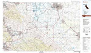 Stockton topographical map