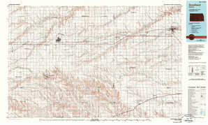 Goodland topographical map