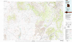 Lynndyl topographical map