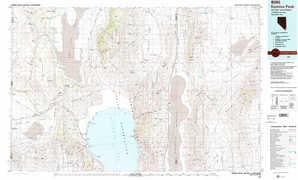 Kumiva Peak topographical map
