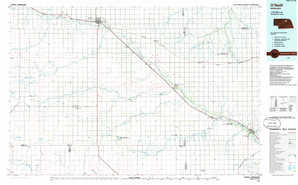 O'Neill topographical map
