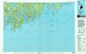 Bath 1:250,000 scale USGS topographic map 43069e1