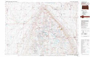 Sisseton topographical map