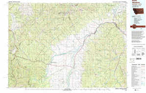 Wisdom 1:250,000 scale USGS topographic map 45113e1