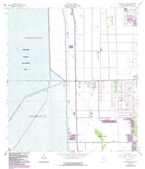 Cooper City Sw USGS topographic map 26080a4