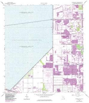 Cooper City Ne USGS topographic map 26080b3
