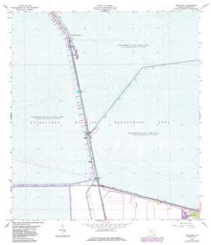 Andytown USGS topographic map 26080b4
