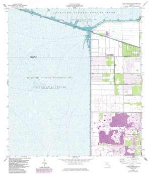 Fort Lauderdale 2 Se USGS topographic map 26080c3