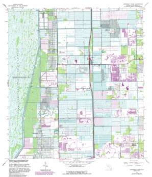 University Park USGS topographic map 26080d2