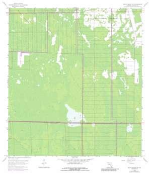 Belle Meade Ne USGS topographic map 26081b5