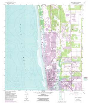 Naples North USGS topographic map 26081b7
