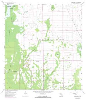 Corkscrew Se USGS topographic map 26081c5