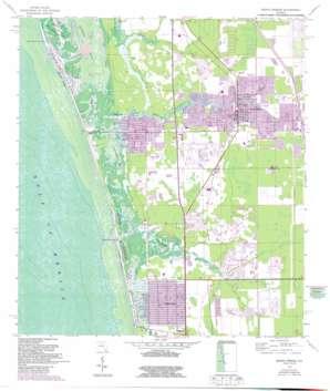 Bonita Springs USGS topographic map 26081c7