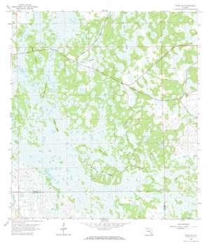 Felda Se USGS topographic map 26081e3