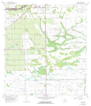Sears topo map