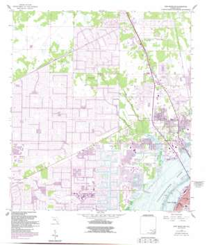 Fort Myers Nw USGS topographic map 26081f8