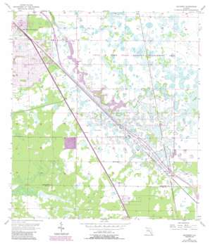 Gilchrist USGS topographic map 26081g8