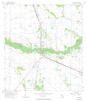 Palmdale USGS topographic map 26081h3