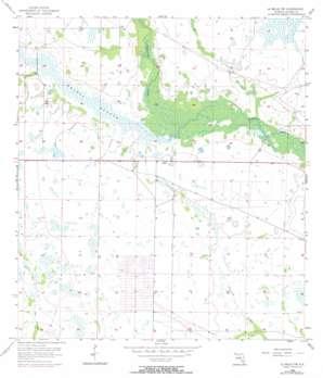 La Belle Nw USGS topographic map 26081h4