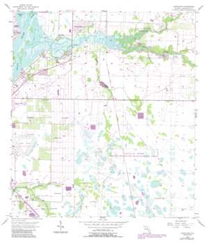 Cleveland USGS topographic map 26081h8