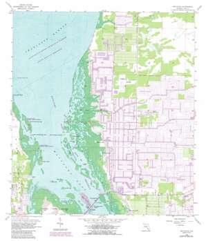 Matlacha USGS topographic map 26082f1