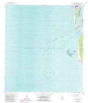 Port Boca Grande USGS topographic map 26082f3