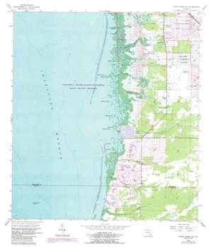 Punta Gorda Se USGS topographic map 26082g1