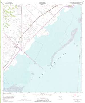 Okeechobee Sw USGS topographic map 27080a8